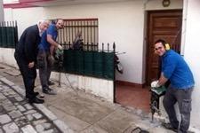 Tratamiento con cebos SentriTech contra termitas en el Puerto Viejo de Algorta