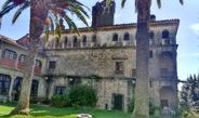Rentokil Initial realiza un tratamiento contra termitas subterráneas en el Palacio de los Manrique de Lara, Cáceres